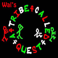 Wal's A Tribe Called Quest and Q-Tip - FREE Download!