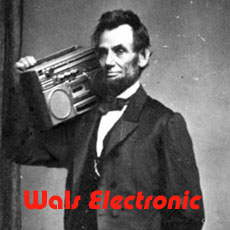 Go to Wal's 'Electronic' Mix Series!