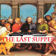 The Last Supper - a shed load of genres done on 4 decks!