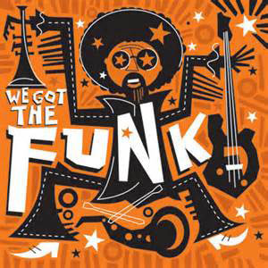 We got the Funk a mix of originals, re-edits and remixes. FREE, of course!
